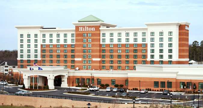 Hilton Richmond Hotel & Spa/Short Pump